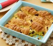 Žemlovka z croissantů